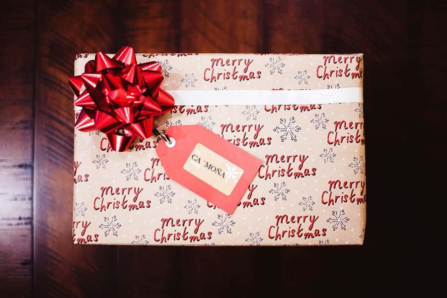 Regalo Navidad Original 2019