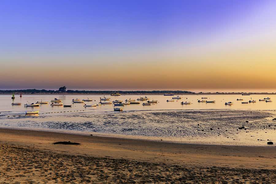 Playa de SAnlucar de Barrameda